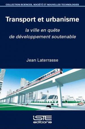 Transport et urbanisme - iste - 9781784055608
