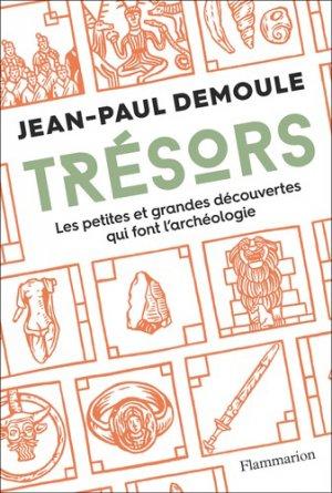 Trésors - Flammarion - 9782081490406