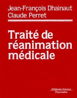 Traité de réanimation médicale - lavoisier msp - 2302257108378
