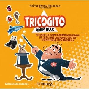Tricogito animaux - cit'inspir - 9782357420090