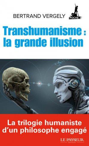 Transhumanisme - le passeur - 9782368904824