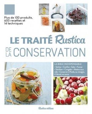 Traité rustica de la conservation-rustica-9782815314138