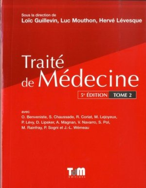 Traité de Médecine Tome 2 - tdm editions - 9782901094029