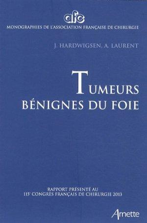 Tumeurs bénignes du foie-arnette-9782718413273
