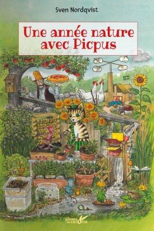 Une année d'activités nature avec Picpus-plume de carotte-9782366721744