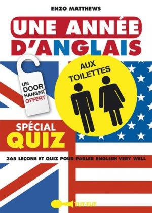 UNE ANNEE D'ANGLAIS AUX TOILETTES -TUT TUT-9782367041377
