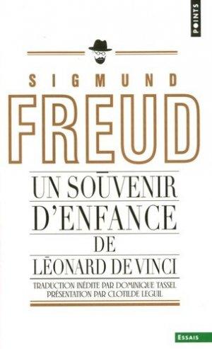 Un souvenir d'enfance de Léonard de Vinci - points - 9782757869710