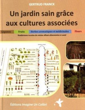 Un jardin sain grâce aux cultures associées-imagine un colibri-9782953734447