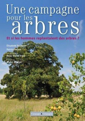 Une campagne pour les arbres - campagne et compagnie - 9791090213272