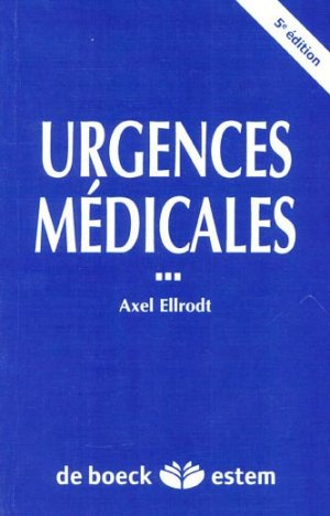 Urgences médicales-estem-9782843713354