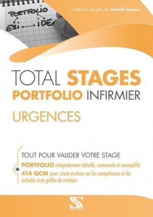 Urgences - setes - 9791091515528