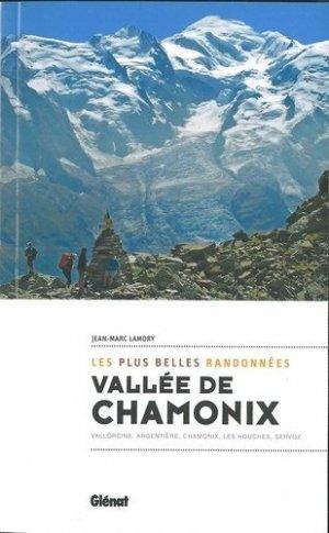 Vallée de Chamonix, les plus belles randonnées-Glénat-9782344034149