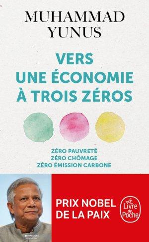 vers une economie a trois zeros-le livre de poche-9782253091899