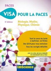 Visa pour la PACES-édiscience-9782100748877