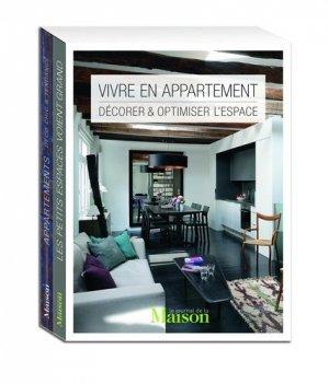 Vivre en appartement - le journal de la maison - 9782344004067