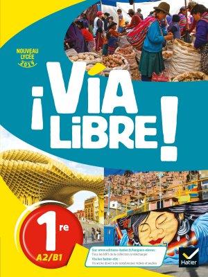 Via Libre - Espagnol-hatier-9782401054097
