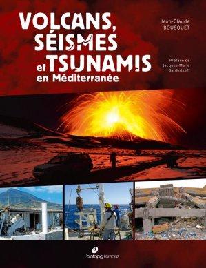 Volcans, seïsmes et tsunamis en Méditerranée-biotope-9782366621891