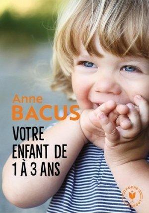 Votre enfant de 1 à 3 ans-marabout-9782501135504