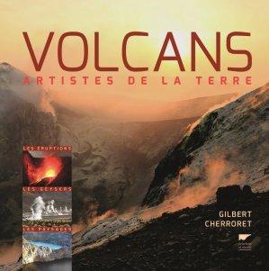 Volcans : artistes de la terre-delachaux et niestle-9782603025741