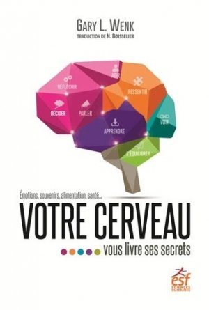 Votre cerveau vous livre ses secrets-ESF Editeur-9782710138495