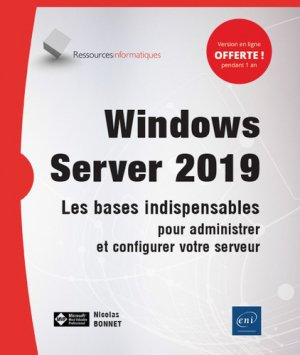 Windows server 2019-eni-9782409019678