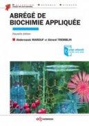 Abr�g� de biochimie appliqu�e