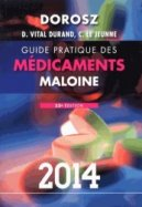 Guide pratique des m�dicaments 2014