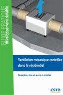 Ventilation m�canique contr�l�e dans le r�sidentiel