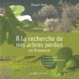 À la recherche de nos arbres perdus en Provence