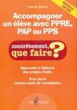 Accompagner un élève avec PPRE, PAP ou PPS