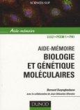 Aide-mémoire biologie et génétique moléculaires