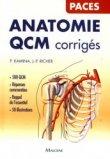 Anatomie QCM corrigés