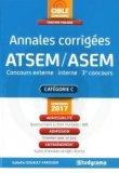 Annales corrigées ATSEM / ASEM