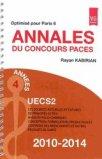 Annales du concours PACES UECS 2