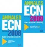 Annales ECN 2008 et 2009
