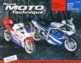 Aprilia AF1 ''Réplica, Sintesi, Futura'' Red Rose (mot.123) (1989 à 1991) Suzuki GSX-R 1100 (1989 à 1991)