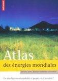 Atlas des �nergies mondiales