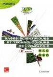 Bases scientifiques et technologiques de l'oenologie