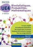 Biostatistiques Probabilités Mathématiques-UE 4 PACES