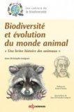 Biodiversité et évolution du monde animal