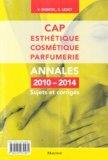 CAP esthétique cosmétique parfumerie Pack 2 volumes