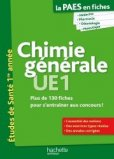 Chimie g�n�rale UE1