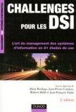 Challenges pour les DSI