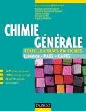 Chimie g�n�rale