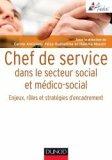 Chef de service en action sociale et médico-sociale