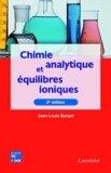 Chimie analytique et équilibres ioniques