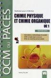 Chimie physique et chimie organique UE1
