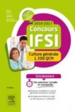 Concours IFSI 2016-2017 - Culture g�n�rale - 1 200 QCM