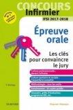 Concours Infirmier - Epreuve Orale - IFSI 2017-2018