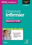 Concours Infirmier - Épreuve orale 2015
